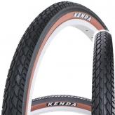 Opona Kenda 24 x 1,75 k924 e-bike brązowy bok