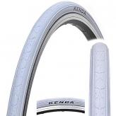 Opona Kenda 700x25c k152  biała