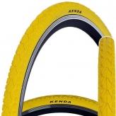Opona Kenda 700x38c k935 khan żółta