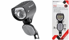 Lampka przednia Smart bl141w-01 dynamo e-bike