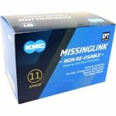 Spinki łańcucha rowerowego KMC Missinglink E11 EPT 40