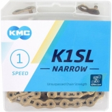 KMC kett K1SL narrow gold
