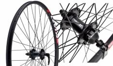 """Koło rowerowe przednie Levin 28/29"""" MTB czarne tarcza"""