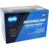 Spinka łańcucha rowerowego KMC Missinglink E101 EPT