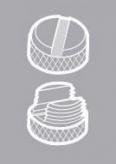 Neodymowy magnes szprychowy spencer