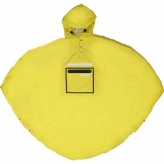 People's Poncho yellow volw