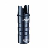 Adapter sztycy podsiodłowej AMOEBA 31.6/27.2mm czarny