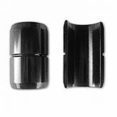 Reduktor grubości kier. QBA-962 Alu;31.8/25.4mm;CZ