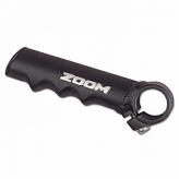Rogi kierownicy Zoom MT-97A 110mm czarne