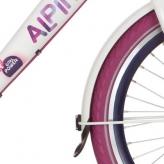 Alp spatb set 22 GP pure white