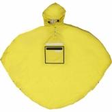 People's Poncho yellow kind M