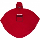 People's Poncho red kind M