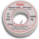 Weller soldeer loodvrij EL99 1mm 100gr