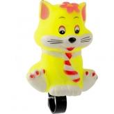 Piszczałka  żółty kotek Pex