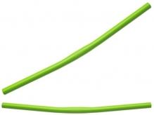 Kierownica Fix Bike 580mm  zielona