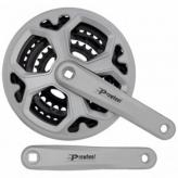 Mechanizm Korbowy Prowheel TY-CQ02 170x28/38/48T