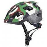 Kask rowerowy dziecięcy Prox Armor S moro