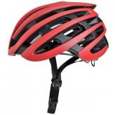 Kask rowerowy Prox No Limit L czerwony-czarny