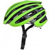 Kask rowerowy Prox No Limit L zielony-czarny