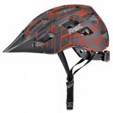 Kask rowerowy Prox Storm M czarny-czerwony