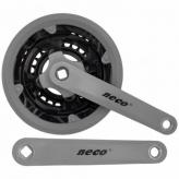 Mechanizm korbowy Neco NSP3002 170x24/34/42T