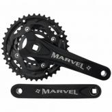 Mechanizm korbowy MARVEL-901 170x22/30/40T czarny