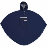 People's Poncho navy volw