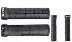 Chwyty VP Simo silikon czarne 140 mm