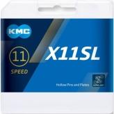 Łańcuch rowerowy KMC X11SL złoty
