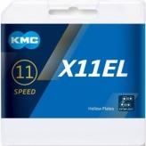 Łańcuch rowerowy KMC X11EL czarny