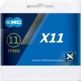KMC rol kett X11 silver/black