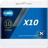 KMC rol kett X10 silver/black