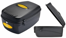 Pojemnik  na bagażnik unnywheel sw-906a czarny 13,5l
