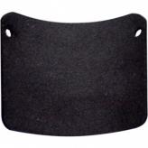Cort rubber framecoverplaat