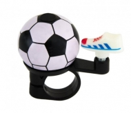 Dzwonek rowerowy piłka nożna
