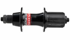 Piasta tylna Novatec f362sb 32 otw. czarna v-brake