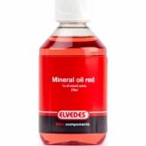 Olej mineralny Elvedes 250ml czerwony