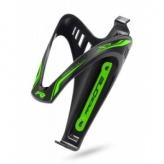 Koszyk bidonu Raceone x3 zielony fluo
