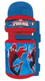 Bidon + koszyk Disney Spiderman 300 ml