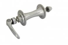 Piasta przednia 32H QR szosa srebrna