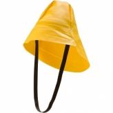 Dolfing regenhoed Zuidwester geel uni