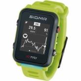 Sigma polscomputer iD.TRI green