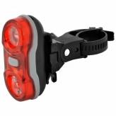 Lampka rowerowa tylna LED baterie wspornik