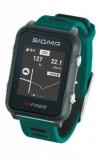 Pulsometr Sigma ID.FREE zielony 24120