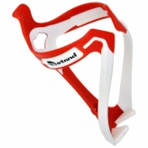 Koszyk bidonu Ostand CD-320 czerwony-biały