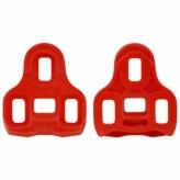 Bloki do pedałów FPD-CT003 Look KEO czerwone