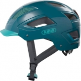 Kask rowerowy Abus Hyban 2.0 L core green
