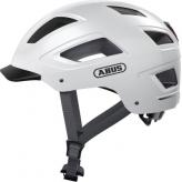Kask rowerowy Abus Hyban 2.0 polar white XL