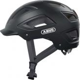 Kask rowerowy Abus Hyban 2.0 velvet black XL