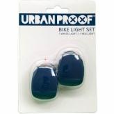 Zestaw lampek rowerowych Urban Proof  Dark blue